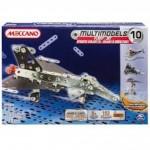 MECCANO - 10 MODELS SET NUOVO