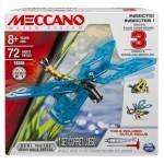 MECCANO 3 MODEL SET TEMA INSETTI